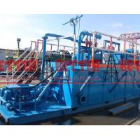 China Drilling Fluid System equipments Mud system control on sale