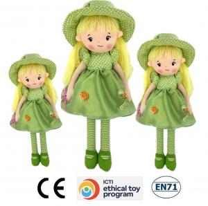 China Different styles of ballet princesses and pastoral rag dolls on sale