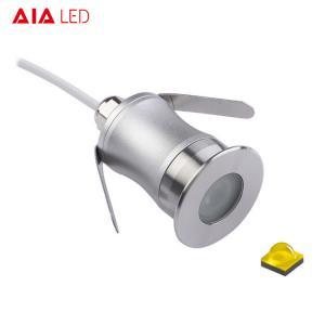 China IP67 Waterproof led underground light small LED stair light&LED underground up light& outside led underground up light on sale