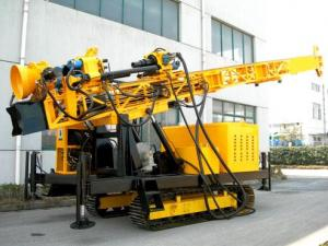 China 200m water  well  drilling rig on sale