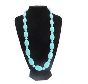 China custom Fashion lady silicone necklace on sale