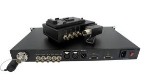 China Camera-Mountable 3G/HD-SDI,ENG/PGM,Intercom,Genlock,Tally,Remote,Timecode to fiber Optic tranceiver on sale
