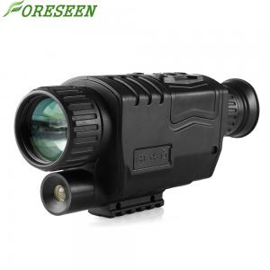 China 22 Scope 4k Camera  Night Vision Binoculars Gen 5 5x40mm 200 Meters Viewing Distance on sale