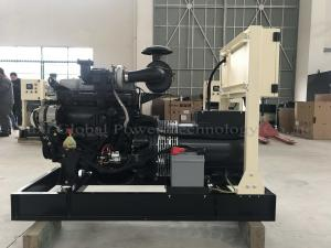 China 50Hz 3 Phase 20KW / 25KVA Open Diesel Generator with ComAp Controller Diesel Generator on sale
