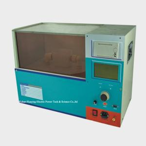 China transformer oil dielectric test on sale