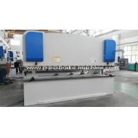 2 Axes Sheet Metal Cutting And Bending Machine NC 4.5KW Servo Motor Drive