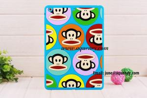 China Paul Frank Silicone Case For Ipad Air Half Colorful Monkey Zoom Julius on sale
