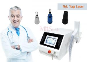 China Acne Treatment Pigment Removal Portable ND YAG Laser Machine on sale