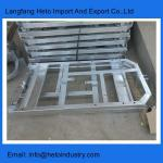 Good quality building cleaning platform Indonesia 2 meters ZLP630 steel temporary gondola