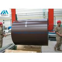 Anti Corrosion MINTO Color Coated Aluminum Coil For Agricultural Warehouse