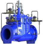Electrical Type Water Control Valve Pump Control Valve With Ductile Iron Body