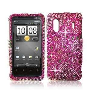 China Hot Pink Bling apple iphone 4s case covers diamond with PC+ Acrylic on sale