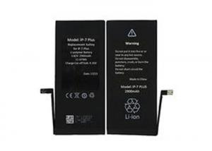 China 3.82V Lithium Ion Polymer Rechargeable Battery , 2900mAh Internal Battery For IPhone 7 Plus on sale