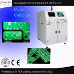 A5 Motor Series PCB Labeling Machine Apply Labels On Top Of Components
