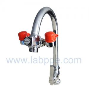 Quality SH6645A-Deck/bench mounted eye wash for sale