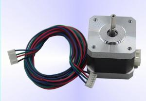 China 2 Phase 1.8 Degree Lead Screw Stepper Motor NEMA 17 on sale