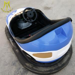 China Hansel  amusement equipment manufacturing coin operated electric go cart for kids on sale