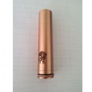 China Free DHL Shipping Pegasus Style Mechanical Mod clone copper 18650 on sale