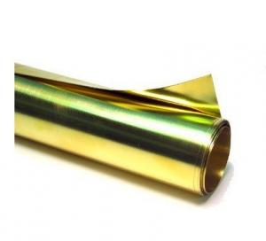 China HP Brass Foil for Radiator for automobile, machinery, diesel locomotive, shipbuilding, generator set. on sale