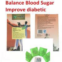 blood glucose herbal tea blood sugar diabetic plaster teabag diabetes treatment balance tea Hypoglycemic products