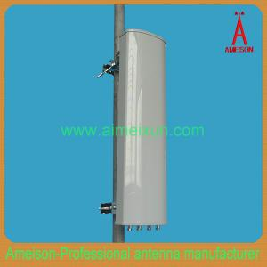 China 806-960MHz 18dBi Panel Sector Antenna on sale