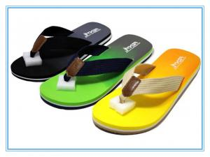 China Cheap Promotion Fashion Flip Flops For Men, Beach men Casual Shoes slipper on sale