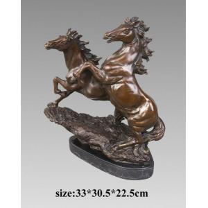 China Bronze Sculpture Horse on sale
