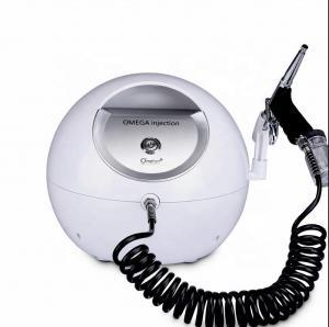 China Portable Oxygen Injection For Facial Treatment Skin Rejuvenation Home Oxygen Facial Machine /Oxygen Jet Spray Machine on sale