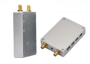 China MAVLINK 1080P IP long range Drone/fpv 10-20KM Mini Ethernet cofdm transmitter on sale