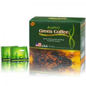 "China ""Easy Thin""Green coffee,weight loss ,diet products , fast loss weight oem on sale"