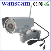 1Megapixel Wi-Fi Outdoor Bullet Weatherproof IP Camera With IR-Cut HW0022