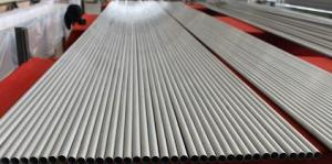 China Super Ferritic Stainless Steel Condenser Tube on sale