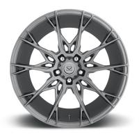 China Chinese fatory customized 1 piece forged monoblock aluminum wheels rims for Audi on sale