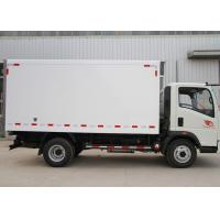 XPS Insulated Refrigerated Box For Pickup Truck , Fridge Van Body High Strength