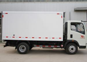 China XPS Insulated Refrigerated Box For Pickup Truck , Fridge Van Body High Strength on sale