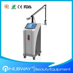 China Non-ablative procedure for skin resurfacing/ pigmentation RF fractional co2 laser on sale