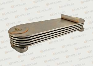 China Automobile Engine Parts Oil Cooler Core For HINO J05C J05E Auto Parts on sale