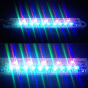 China RGB IP68 LED tape Electronic Sign lights Module for Advertisement light-box on sale