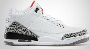 China Nike Air Jordan 3 Shoes 1:1 Quality 002 on sale