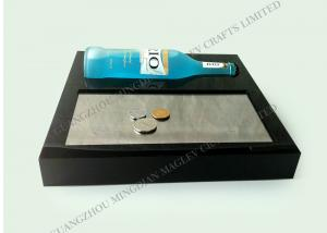 China Unique Led Lighting Acrylic Coin Tray With OEM Logo , l250 * 250 * 35mm on sale