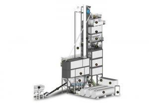 China Mixed Mobile Batching Plant , 40 Ton Asphalt Batching Plant SWABP500 on sale
