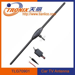 China 1 section black high gain uhf tv antenna TLG70901 on sale