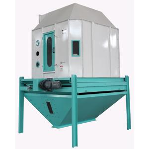 China Counter Flow Pellet Cooler for Wood & Wood Pellet Plants Counter Flow Pellet Cooler on sale