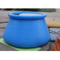High Safety Bladder Rainwater Tanks , Pillow Water Tank Convenient Installation