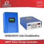 Manufacturer of Solar Charge Controllers (MPPT 20A~70A)