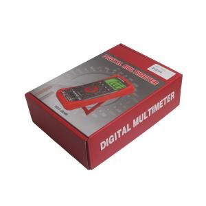 China Portable Auto Electrical Tester Intelligent Automotive Digital Multimeter on sale
