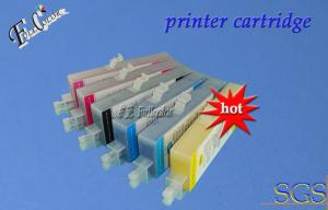China Compatible Printer 6 Color Refillable Ink Cartridge BCI1401 With Ink For Canon W6400 W7250 Large Format Ink Cartridgee on sale