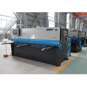 China Automatic Sheet Metal Cutting Hydraulic Shearing Machines 18.5KW Motor Power on sale