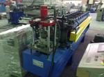 O PLC controla o rolo do teto que forma a máquina para o aço de alumínio de 0,8 - de 1.2mm