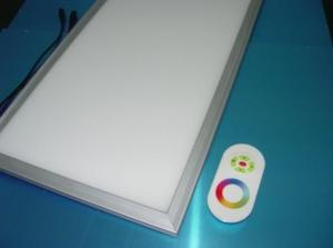 China 30W RGB Panel  Light  With Remote 300x600mm 90-260V 40000 hours on sale